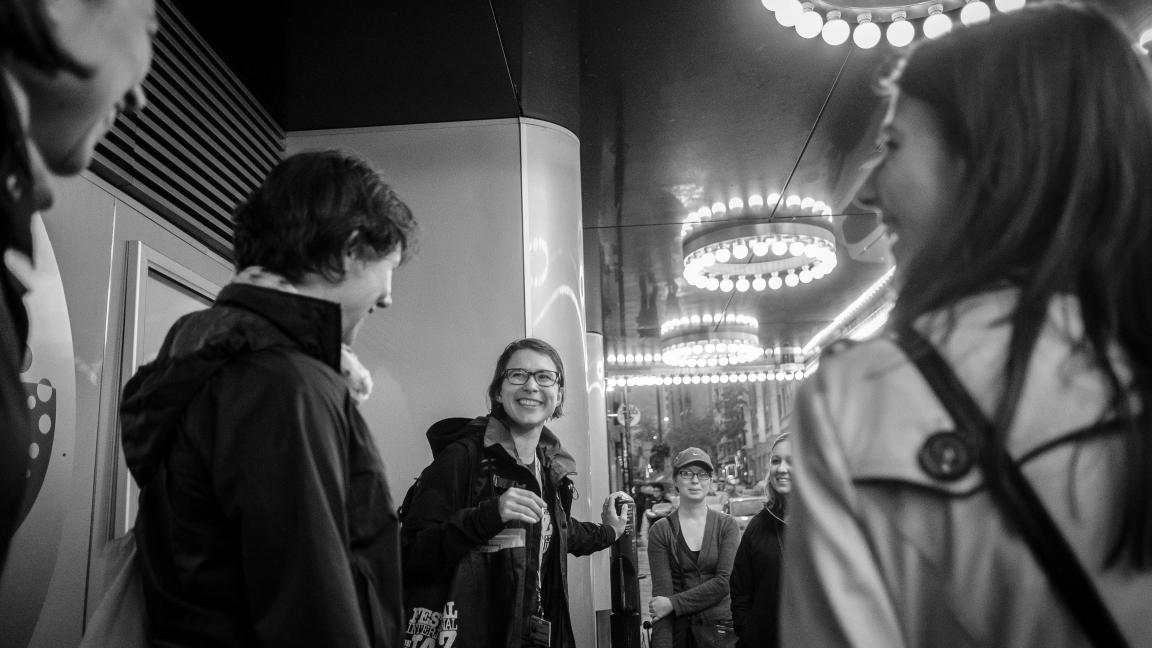 Walking Tour: Montreal Jazz History (ENGLISH)
