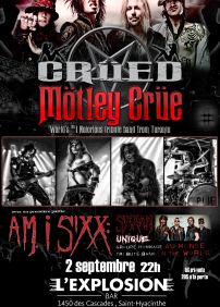 The Crued / Am.I Sixx