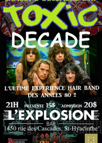 Toxic Decade (Best of Glam Rock)