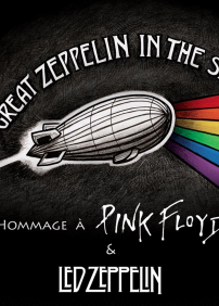 Bar L'Explosion présente Nouvel an avec Led Zep et Pink Floyd (incluant une consommation gratuite): The Great Zeppelin in the Sky présente Led Zep et Pink Floyd – 31 décembre 2017 – Bar L'Explosion, Saint-Hyacinthe, QC
