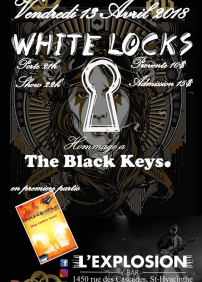 White Locks - Hommage à Black Keys