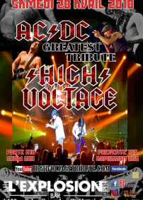 High Voltage - Hommage à AC/DC