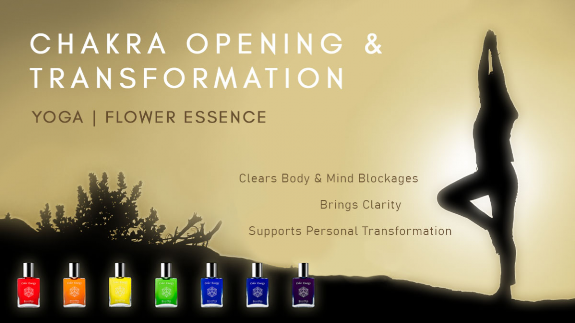 Yoga for Chakra Opening & Transformation