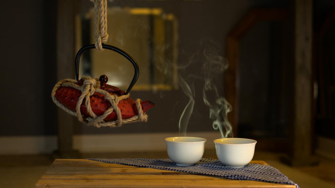 Ropes & Tea