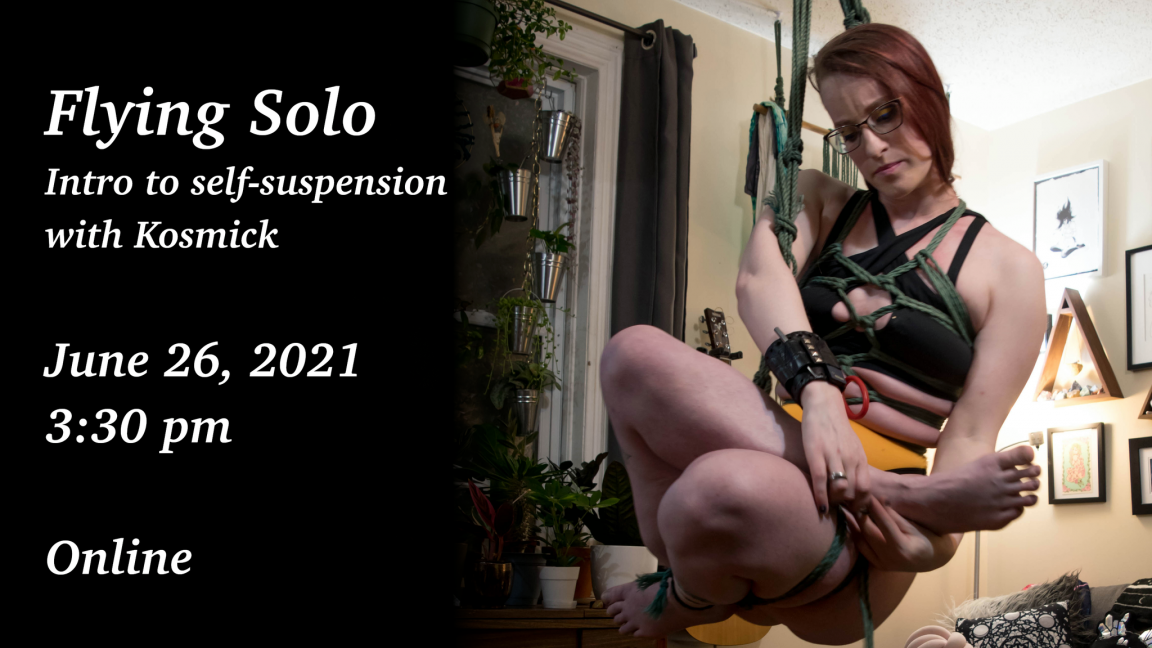 Flying Solo - Intro to Self-Suspension