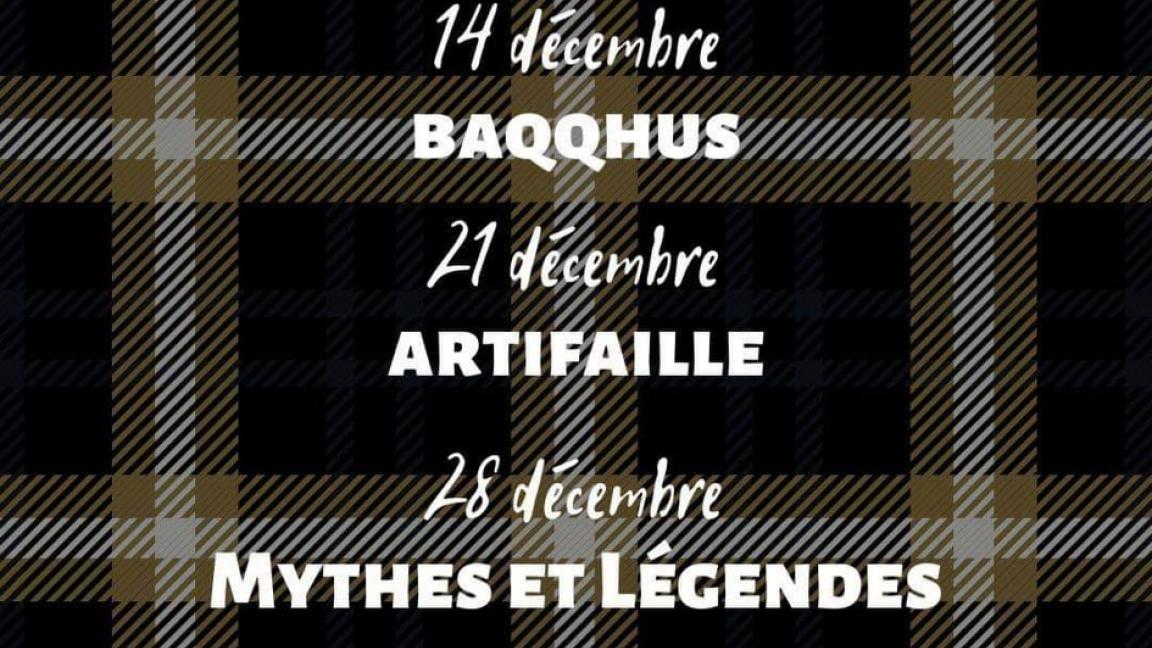 Passeport Trad - Baqqhus/Artifaille/Mythes&Légendes