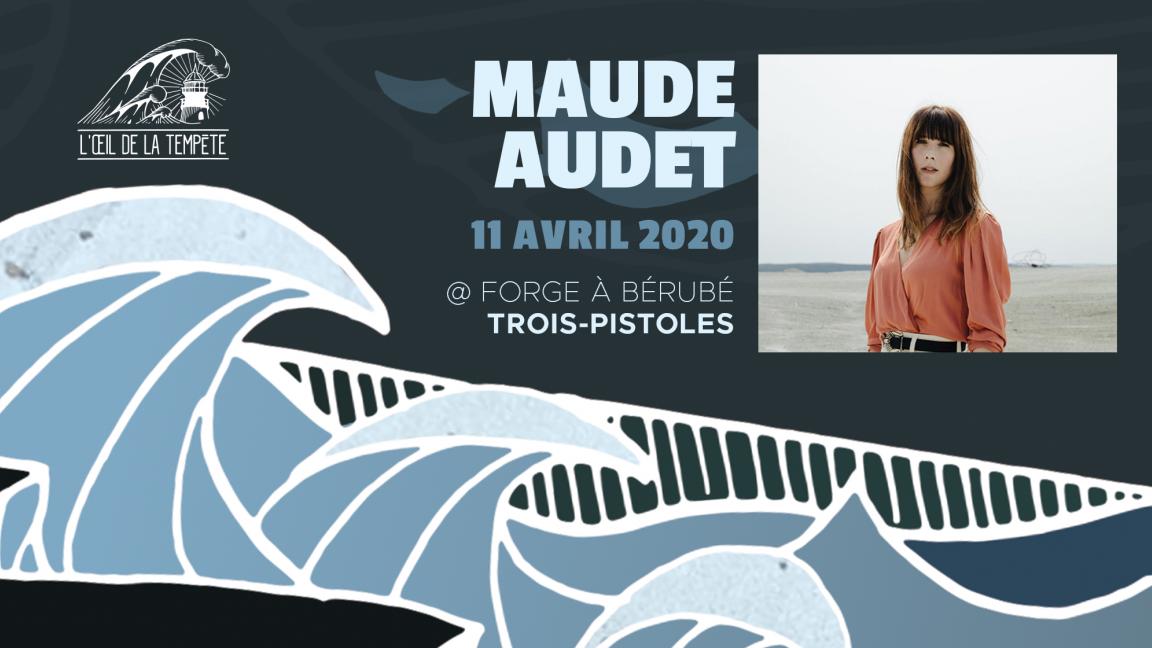 MAUDE AUDET // à la Forge à Bérubé de Trois-Pistoles