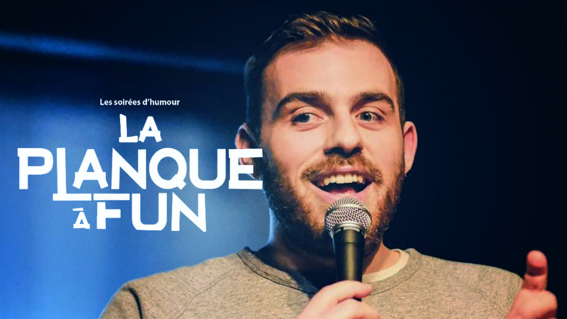 JC Surette, Reda Saoui & Pascal Cameron | La Planque à Fun