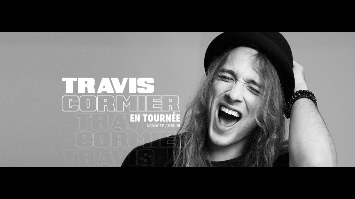 Travis Cormier à Rimouski