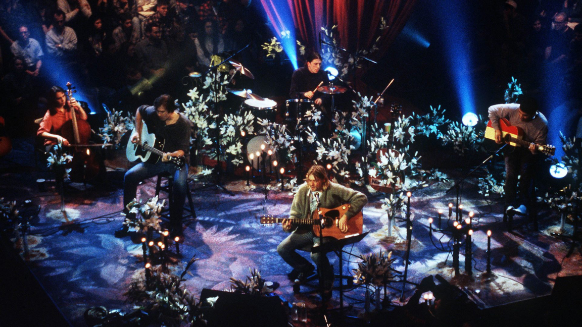 Hommage à Nirvana - L'intégral Unplugged in New York