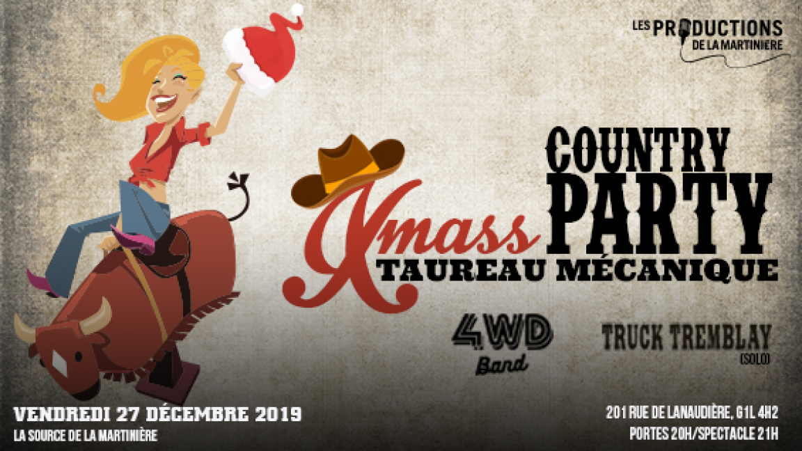 Xmas Country Party