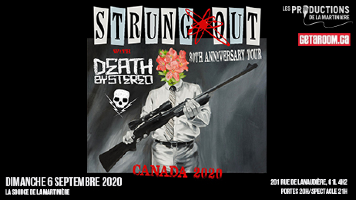 Strung Out x Death By Stereo