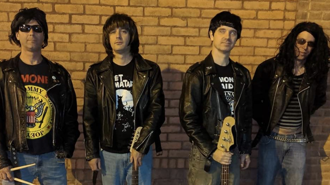 The Black Jackets - Hommage aux Ramones
