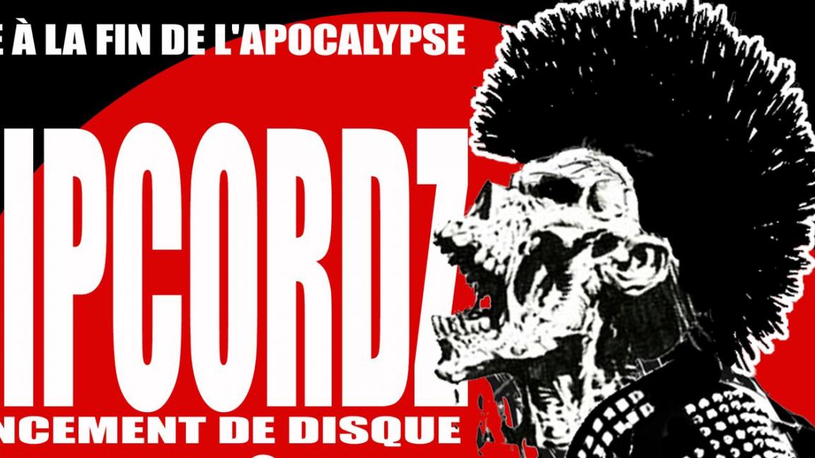 RIPCORDZ / THE HACKED