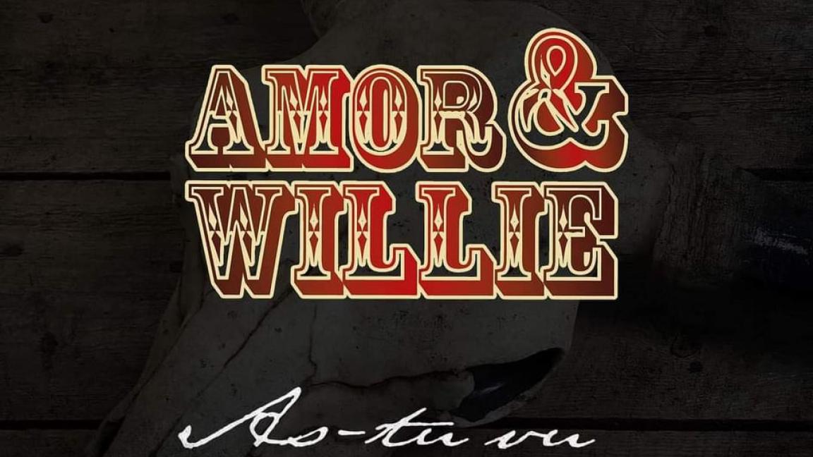 En personne S.V.P ! : AMOR & WILLIE + THE FREE WALKERS