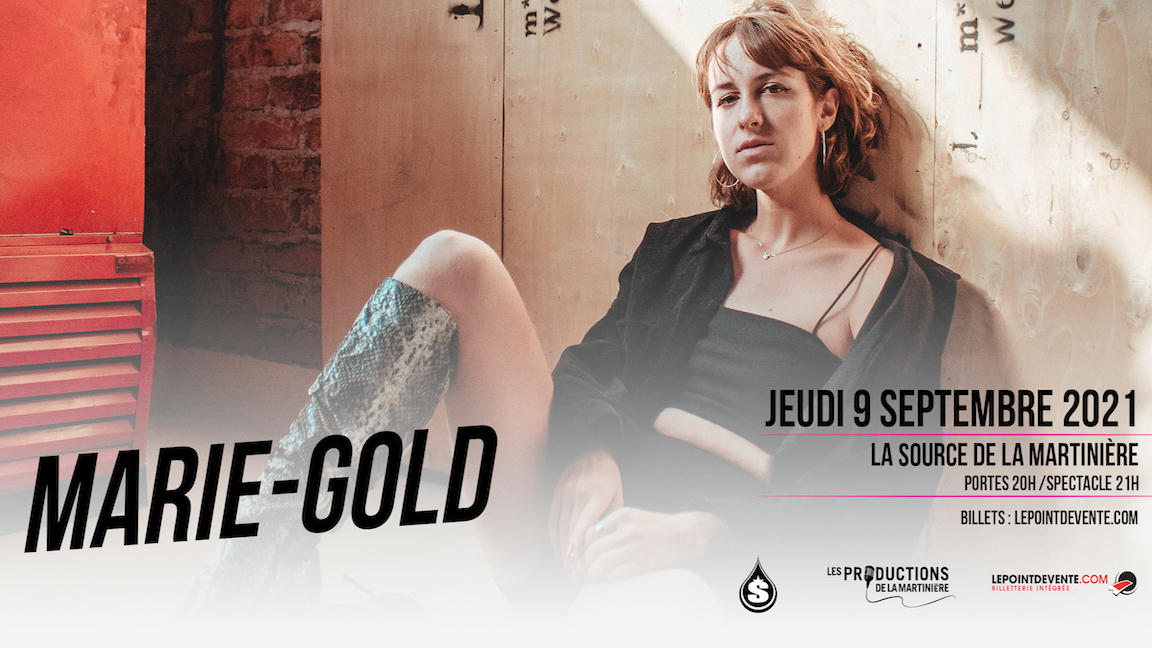 MARIE-GOLD