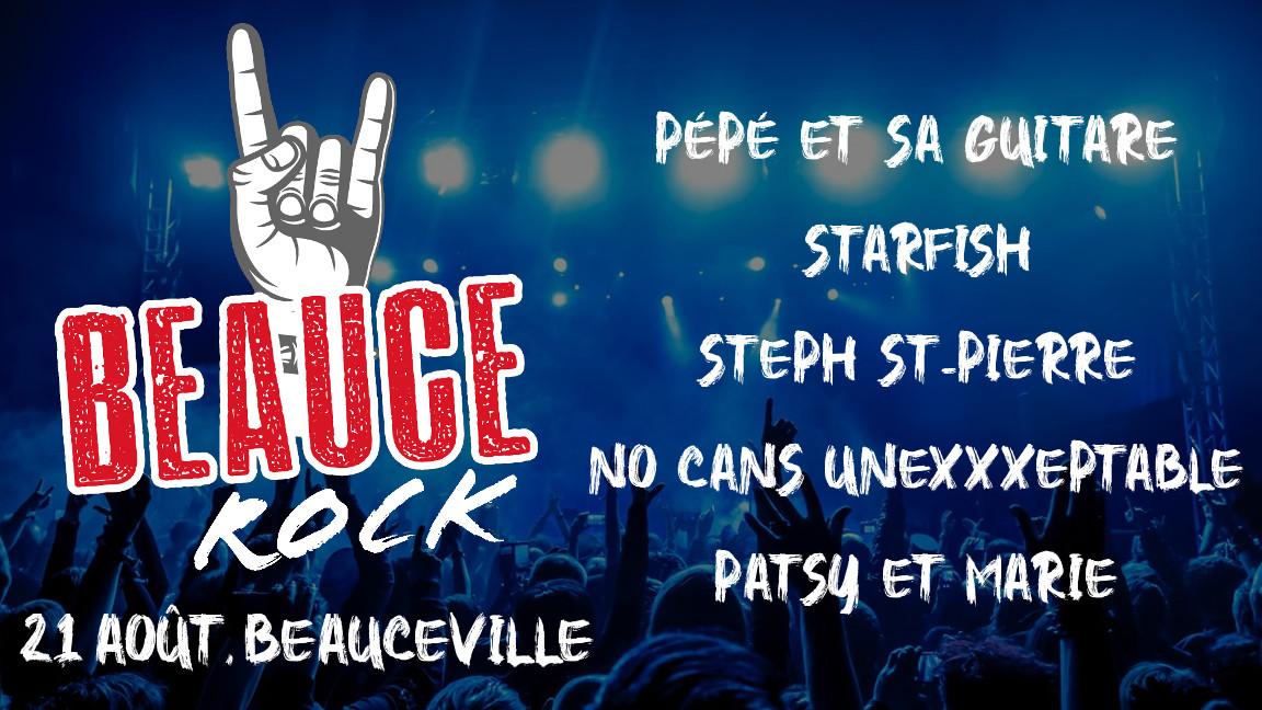 Beauce Rock 2021