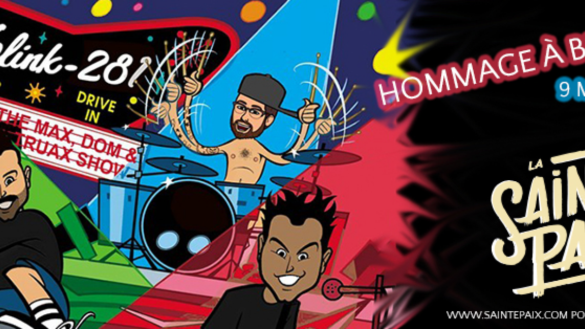BLINK 182 (HOMMAGE)