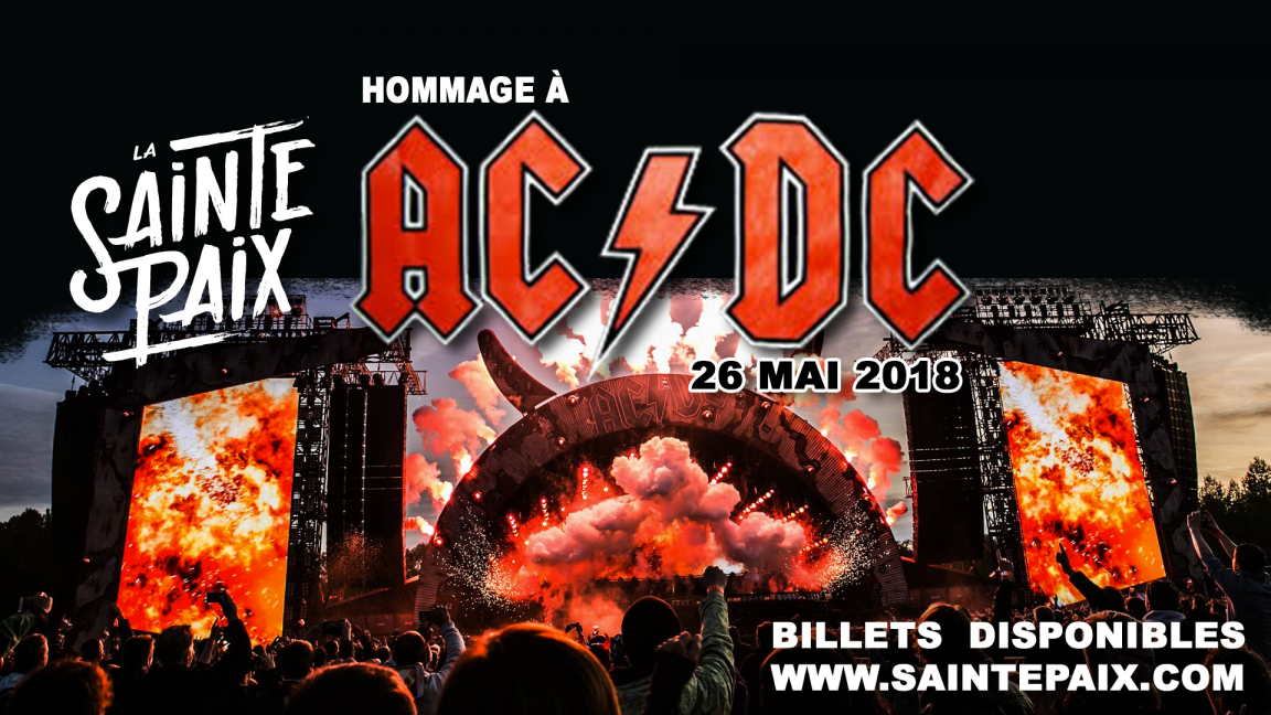 Hommage à ACDC