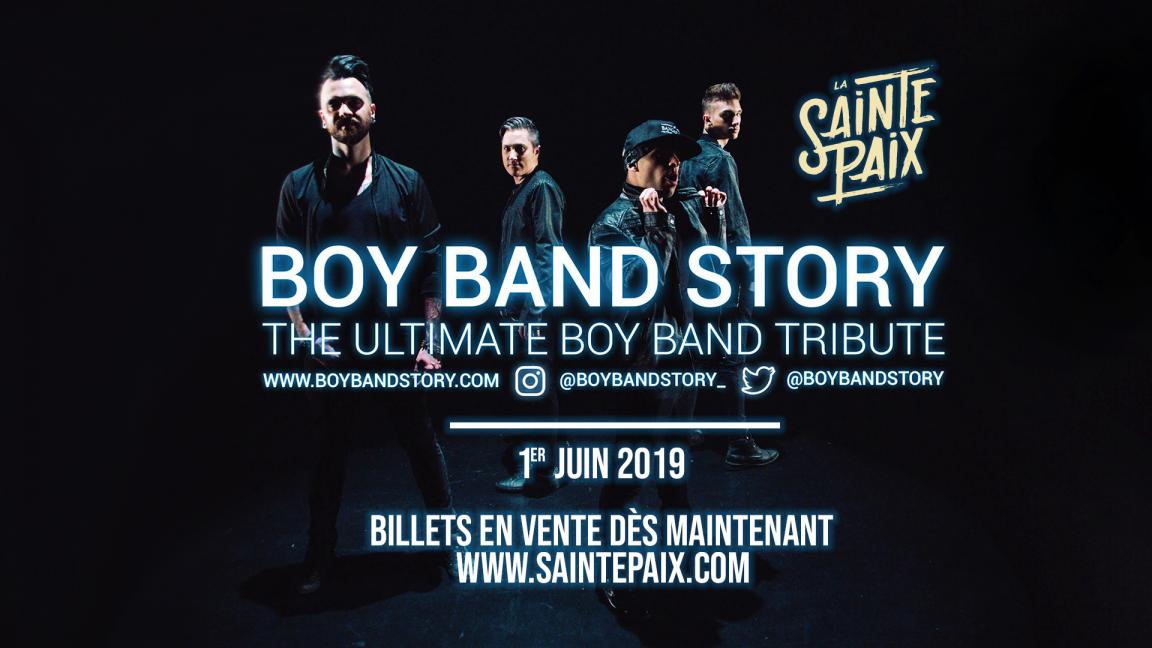 Boy Band Story