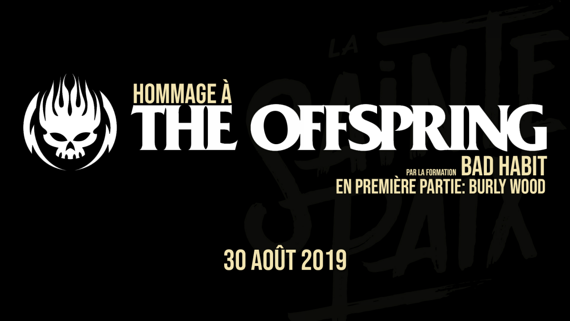 Hommage à The Offspring par Bad Habit
