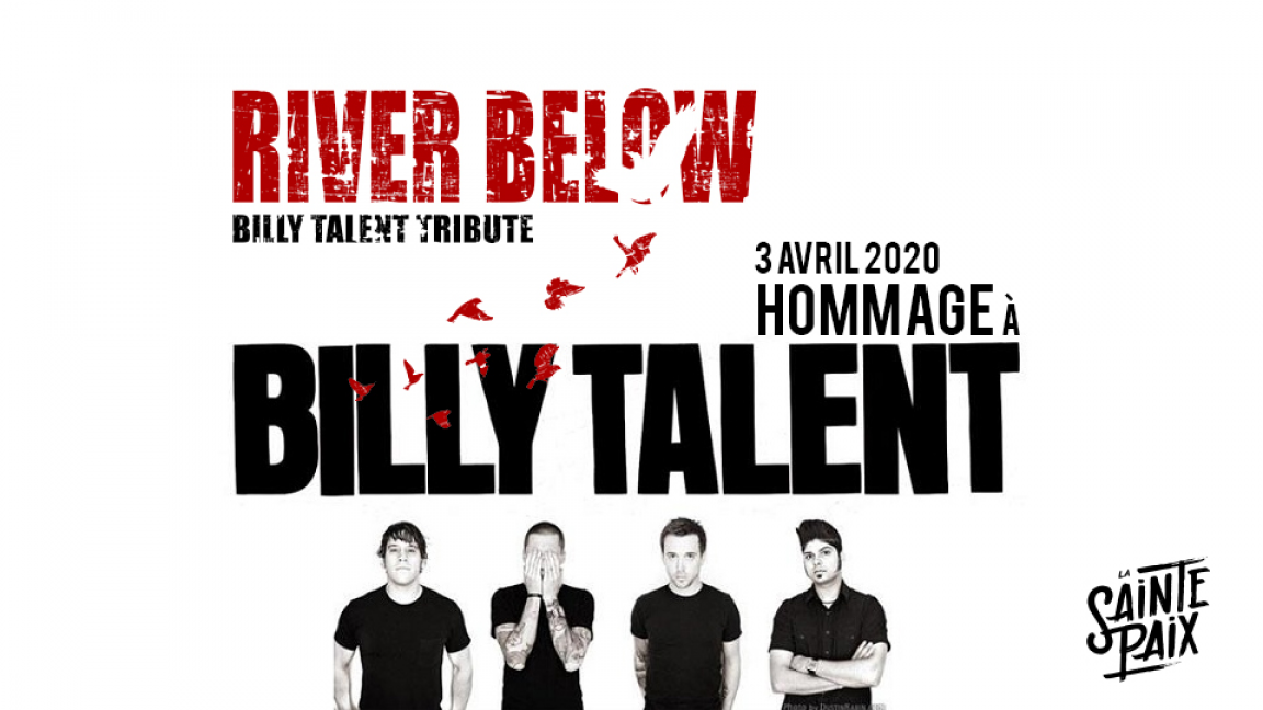 Hommage à Billy Talent