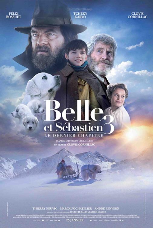 Belle et Sébastien 3 - Le dernier chapitre