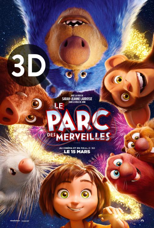 Le Parc des merveilles 3D V.F.