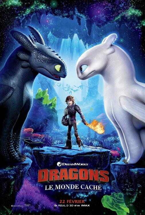 Dragons - Le monde caché V.F.
