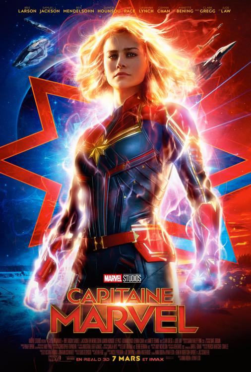 Capitaine Marvel V.F.