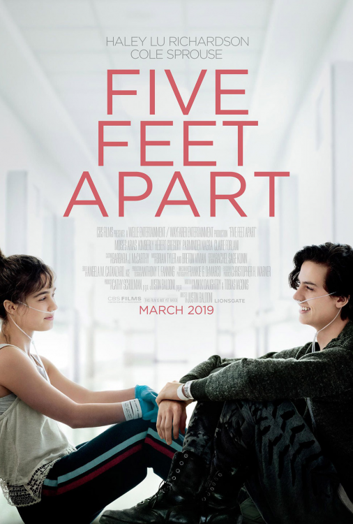 Five Feet Apart V.O.A.