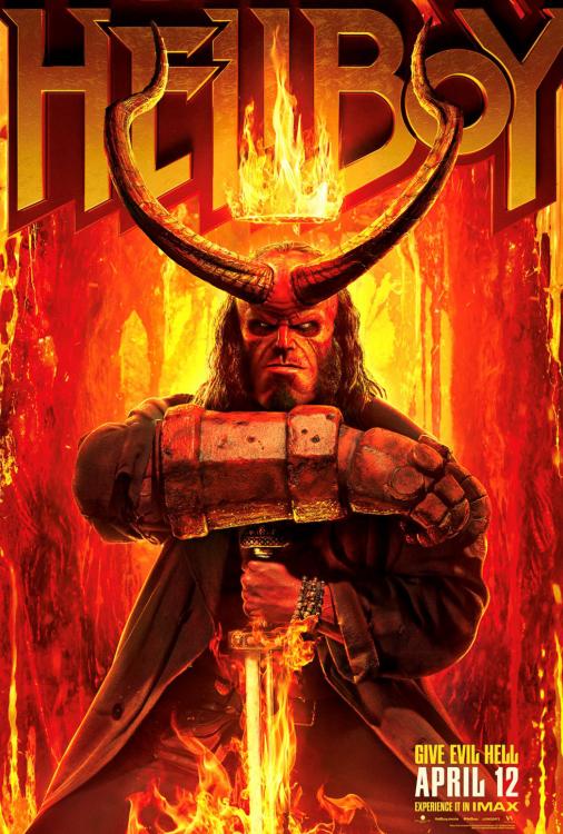 Hellboy. V.O.A.