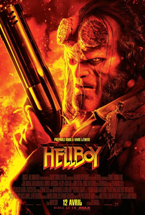 Hellboy V.F.