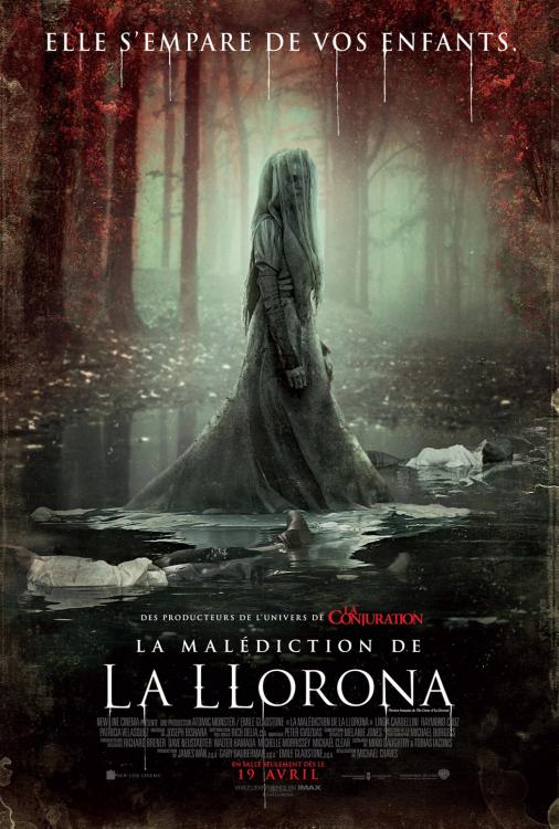Malédiction de La Llorona, La V.F.