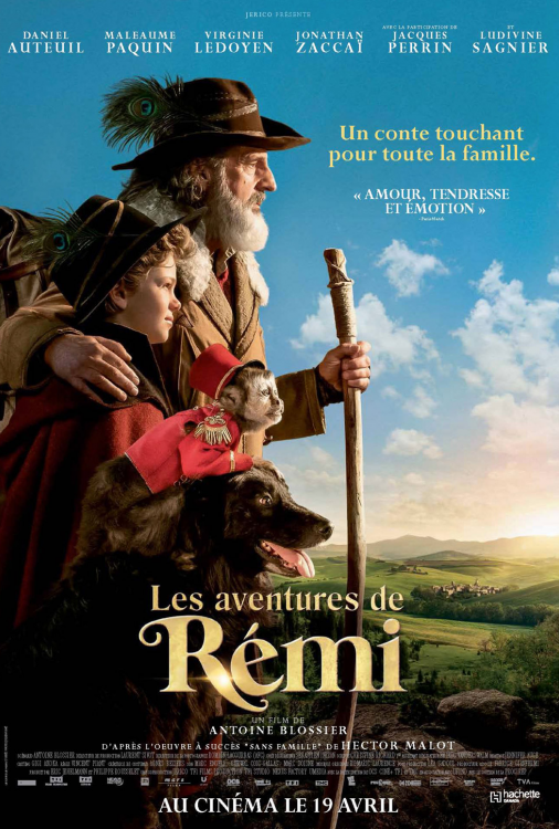 Aventures de Rémi, Les