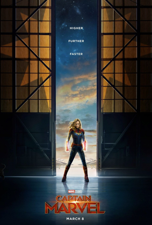 Captain Marvel V.O.A.