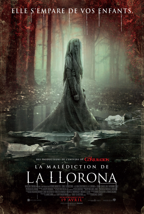 Malédiction de La Llorona, La V.F.