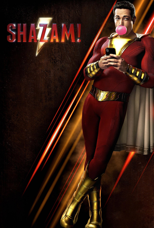 Shazam! V.F.