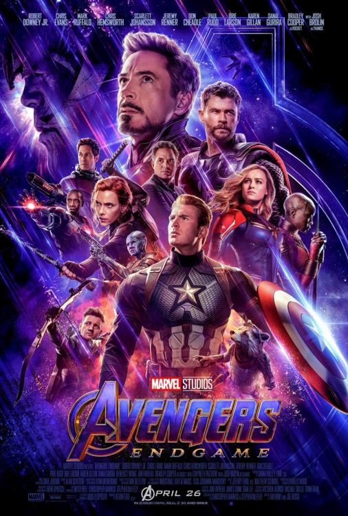 Avengers - Endgame V.O.A.