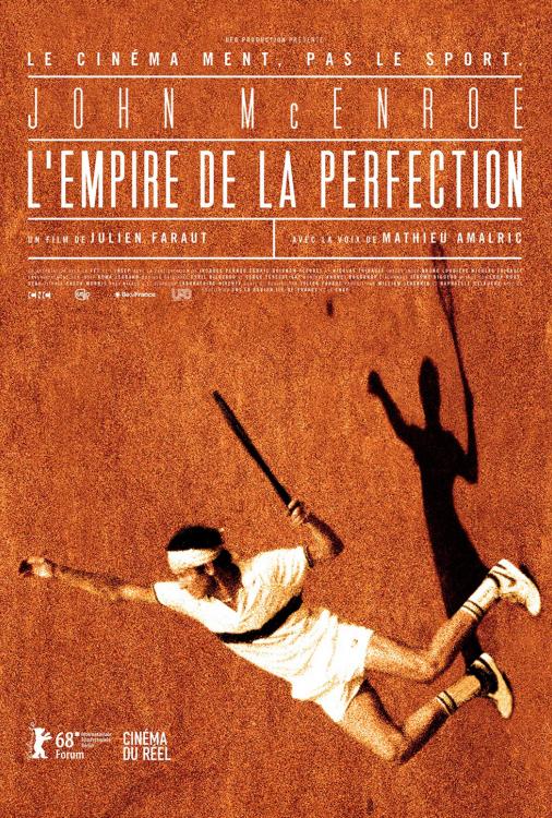 John McEnroe : l'empire de la perfection V.O.A.S.-T.F.