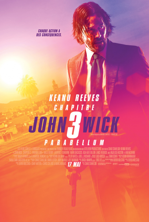 John Wick - Chapitre 3 - Parabellum V.F.