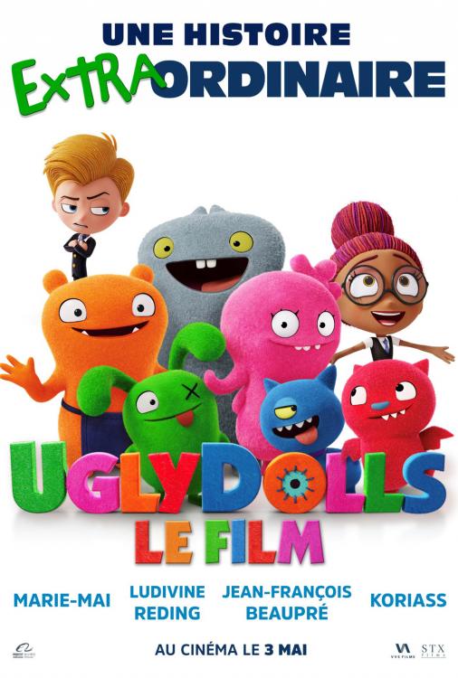 UglyDolls - Le film V.F.