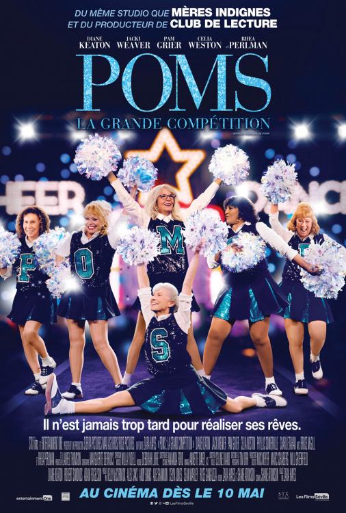 Poms - La grande compétition V.F.