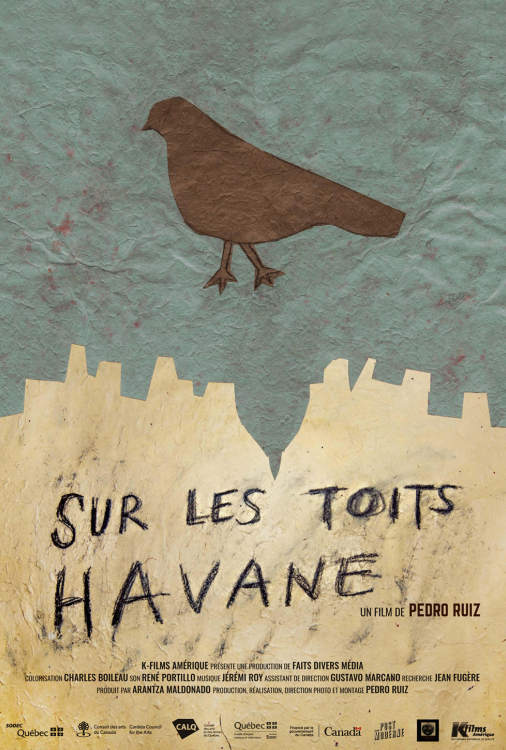 Sur les toits Havane V.O.S.-T.F.