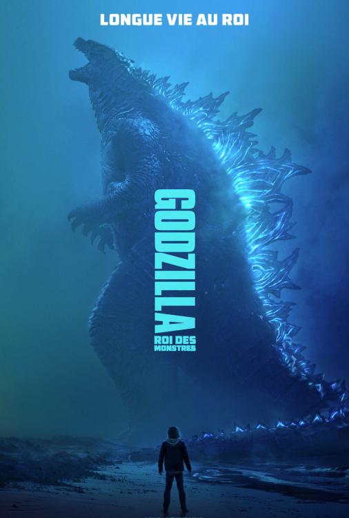Godzilla - Roi des monstres