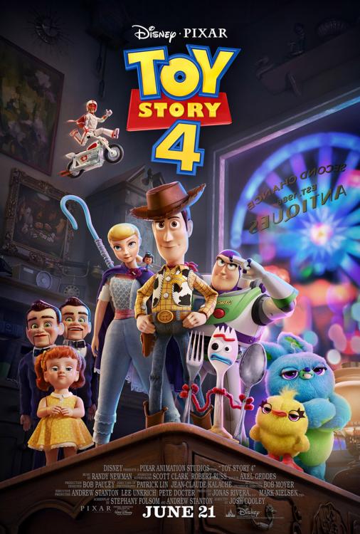 Toy Story 4 V.O.A.