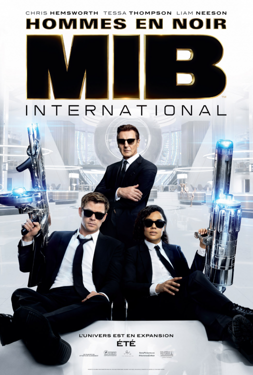 MIB - Hommes en noir international V.F.