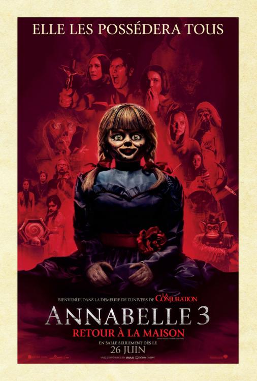 Annabelle 3 - Retour à la maison V.F.
