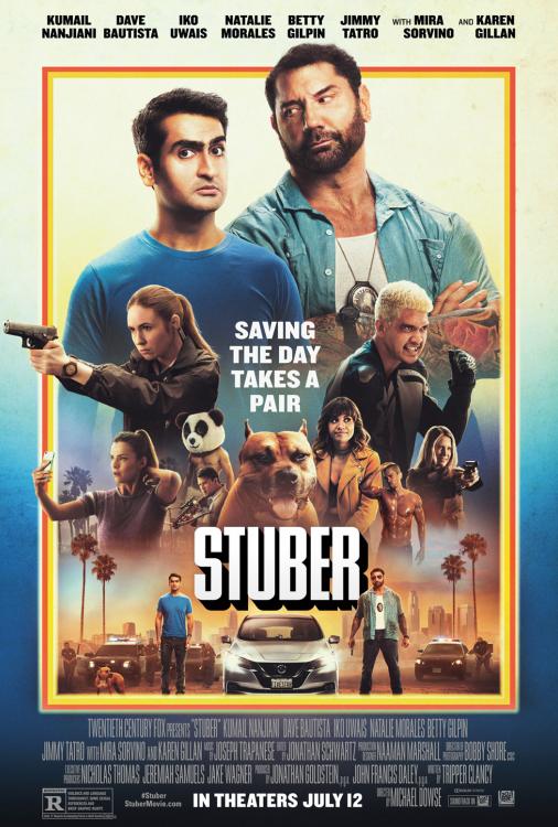 Stuber. V.O.A.
