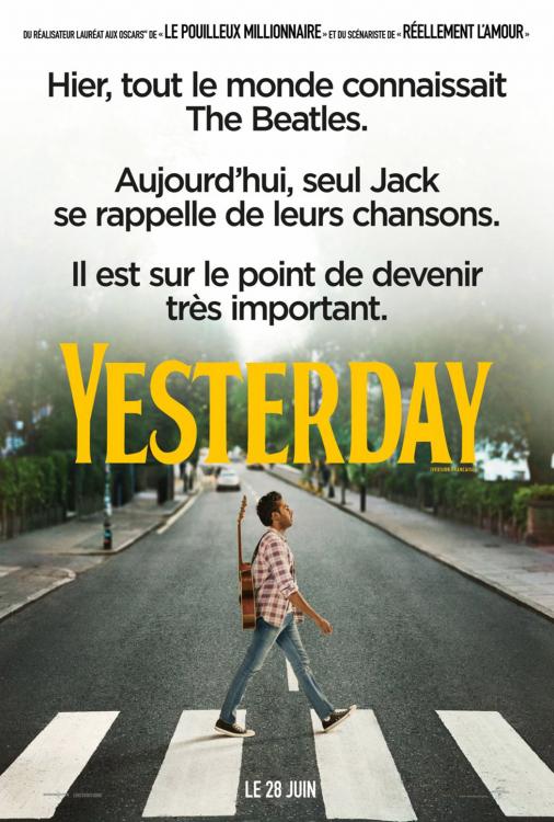 Yesterday V.F.